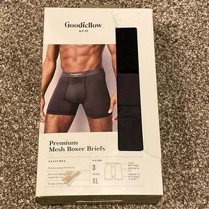 Goodfellow & Co.  Premium Men's Mesh Boxer Briefs